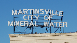 See? Martinsville Indiana IS the City of Mineral Water!