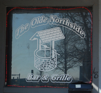 The Old Northside Bar in Martinsville IN Indiana ... on the northside