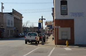 Downtown living in Martinsville IN Indiana